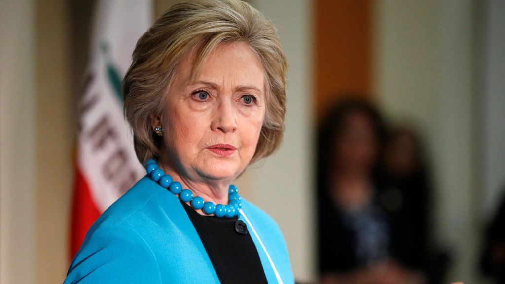 Hillary Clinton Menang di Kentucky, Sanders Menangi Oregon