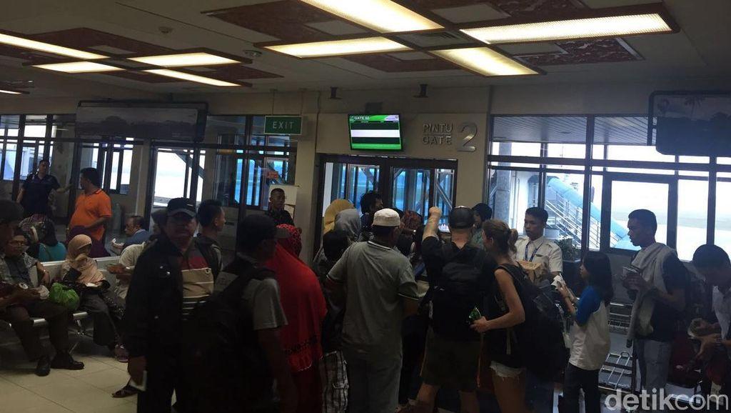 Kabut Tebal yang Selimuti Solo Menghilang, Bandara Berangsur Normal