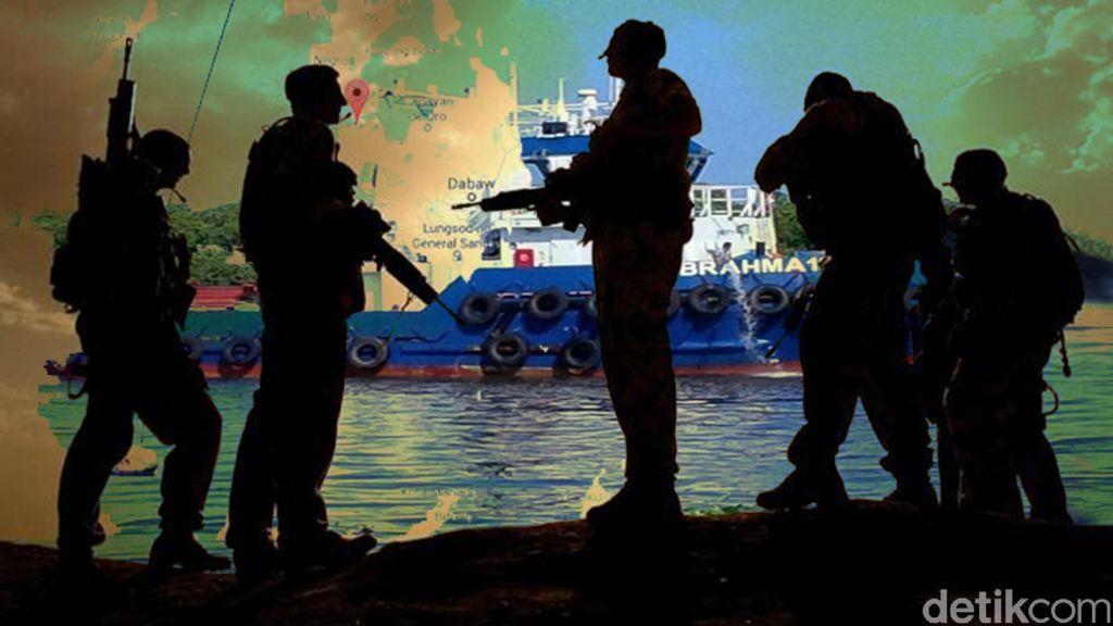 2 WNI Bebas dari Abu Sayyaf, JK: Kita Harap Sandera Lain Bisa Dibebaskan