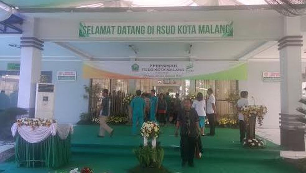 Dokter RSUD Kota Malang Mogok Tuntut Jasa Pelayanan