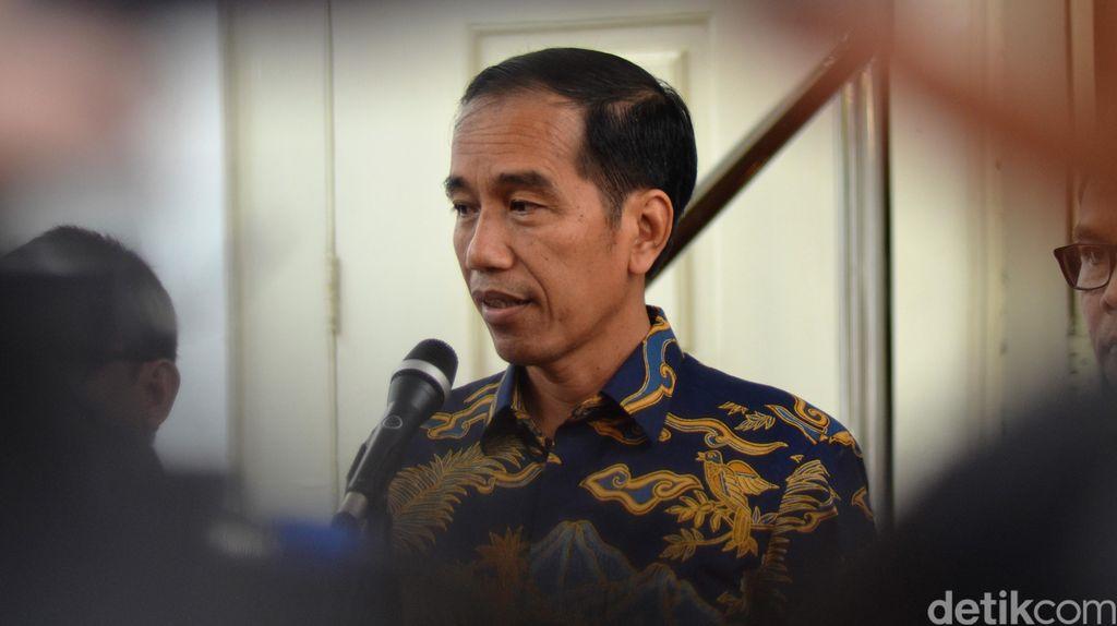 Bertemu di Sochi, Ketua Mahasiswa Rusia Curhat ke Jokowi