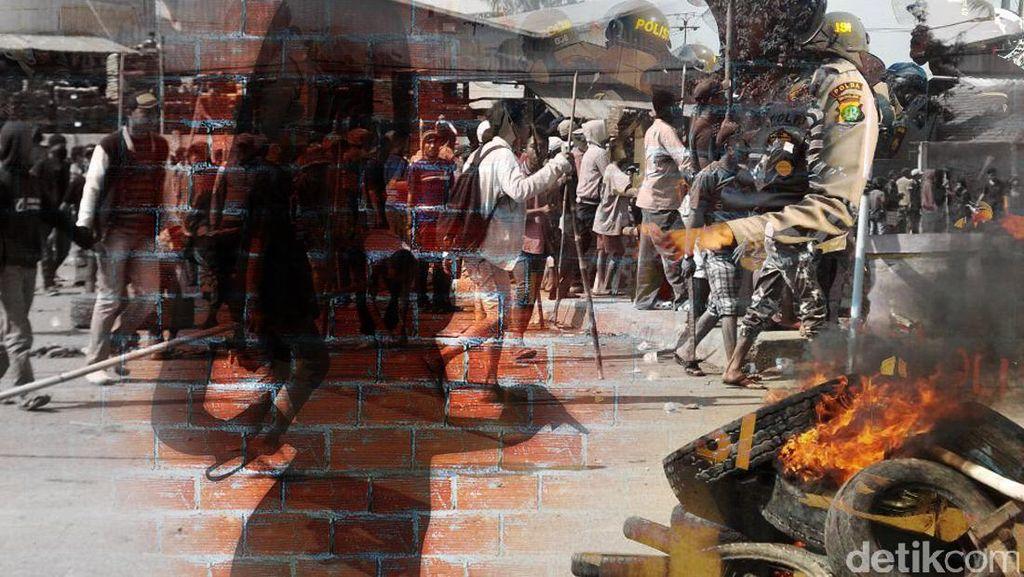 Bupati Tangerang Temui Kapolda Metro Evaluasi Penertiban Dadap Ceng In