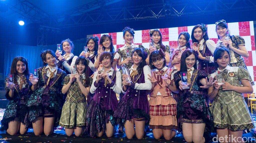 Seperti Apa Suasana Pemilu JKT48? Ini Foto-fotonya!