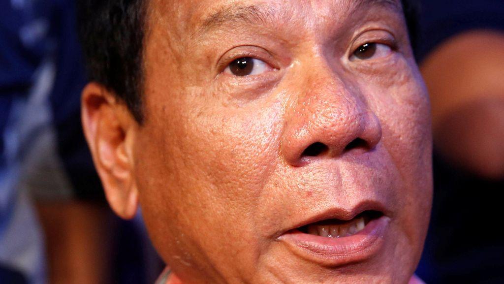 Presiden Terpilih Filipina Duterte Ingin Jalin Hubungan Baik dengan China