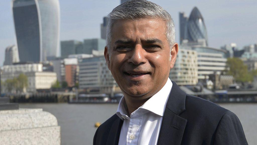 Trump: Wali Kota Muslim Pertama London Sangkal Adanya Ekstremisme Islam