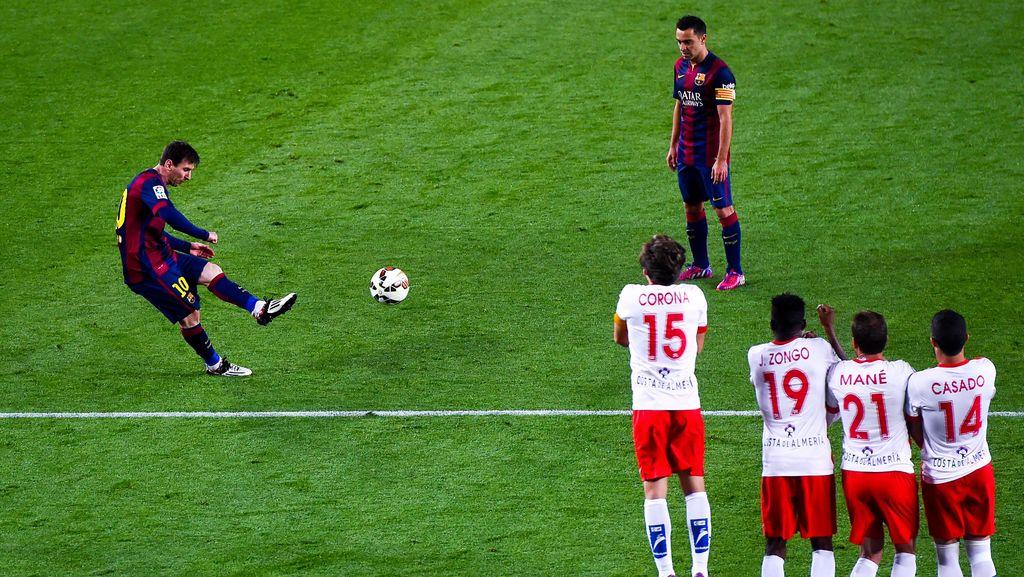 Kembali ke Barcelona, Messi Siap Jalani Musim Baru