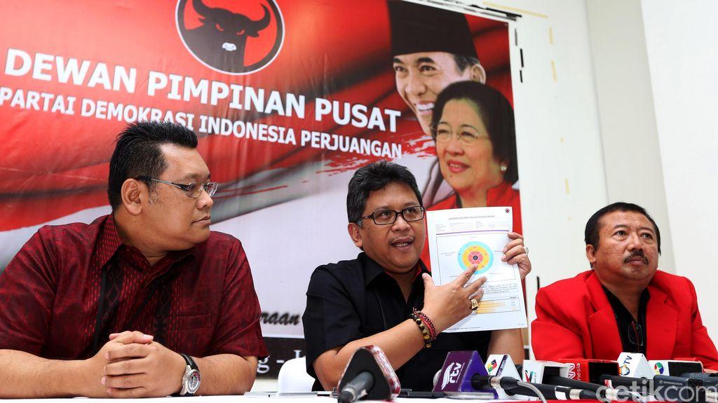 Sekjen PDIP: Bambang DH Tak Lagi Plt Ketua DPD DKI Agar Fokus Pemenangan Pilkada