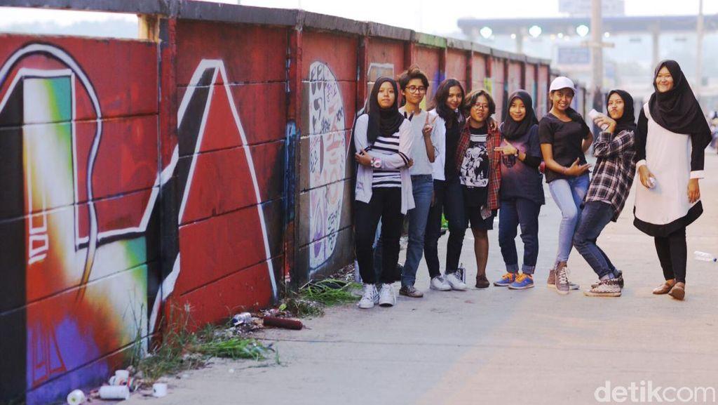 25 Street Artist Perempuan Akan Kumpul Bareng di Tangerang
