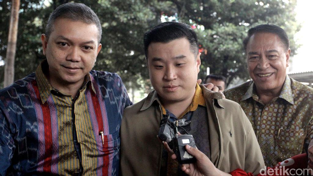 KPK Duga Richard Halim Kusuma Ikut Berperan Mainkan Raperda Reklamasi