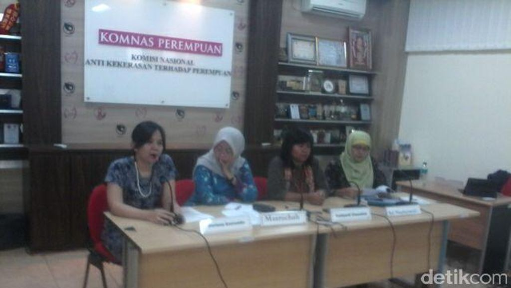Komnas Perempuan Minta RUU Penghapusan Kekerasan Seksual Diprioritaskan