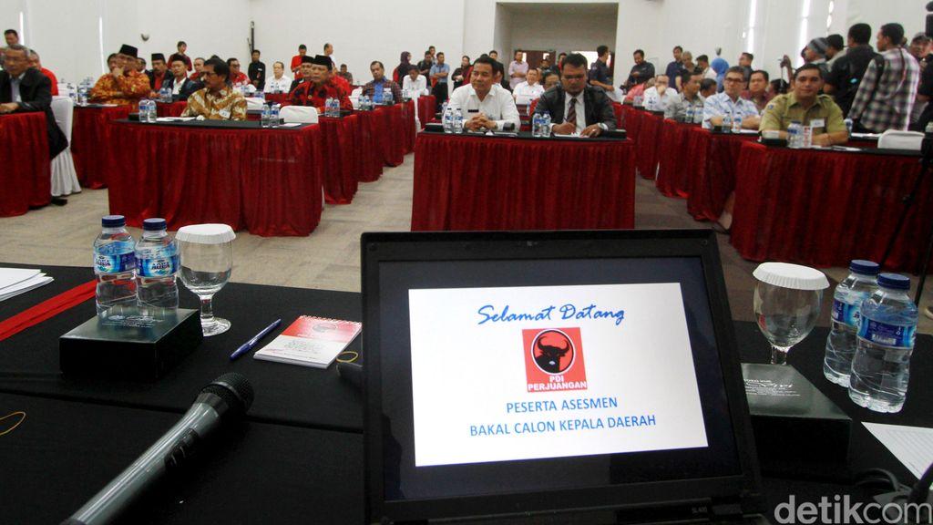 Usai Bertemu Gerindra, PDIP Akan Jajaki Koalisi dengan PAN di Pilgub DKI