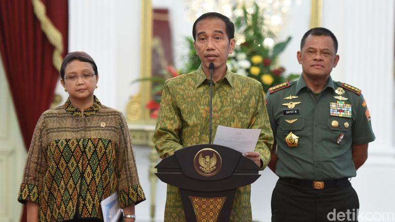 Jokowi Telepon dan Surati Presiden Filipina Soal Penyanderaan 10 WNI