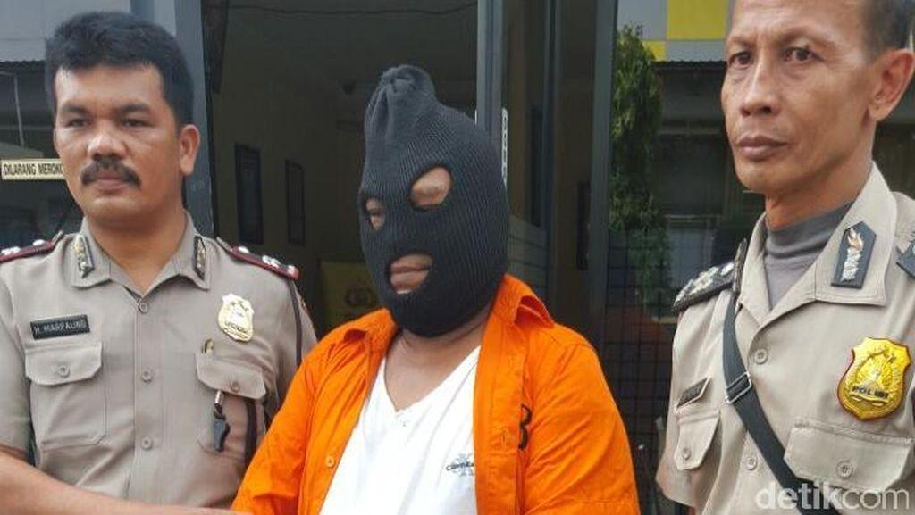 Simpan 50 Dus Petasan di Garasi Rumah, Pedagang di Bekasi Ditangkap Polisi