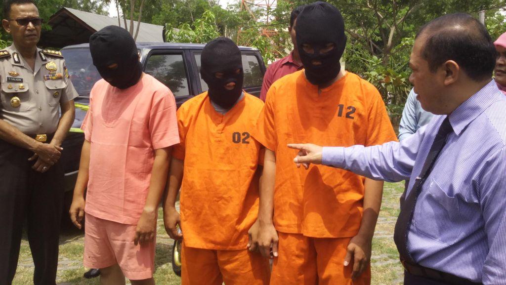 Biadab! 4 Pria di Aceh Perkosa Siswi SMP di Dalam Mobil