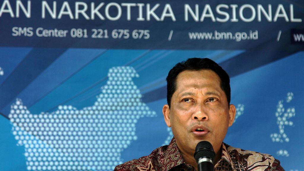 Kepala BNN: Eksekusi Mati Perlu Dihormati Semua Pihak