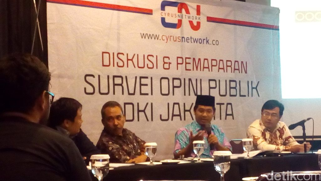 Survei: Pemilih PDIP Menjadi Kontributor Terbesar Pengumpulan KTP Teman Ahok