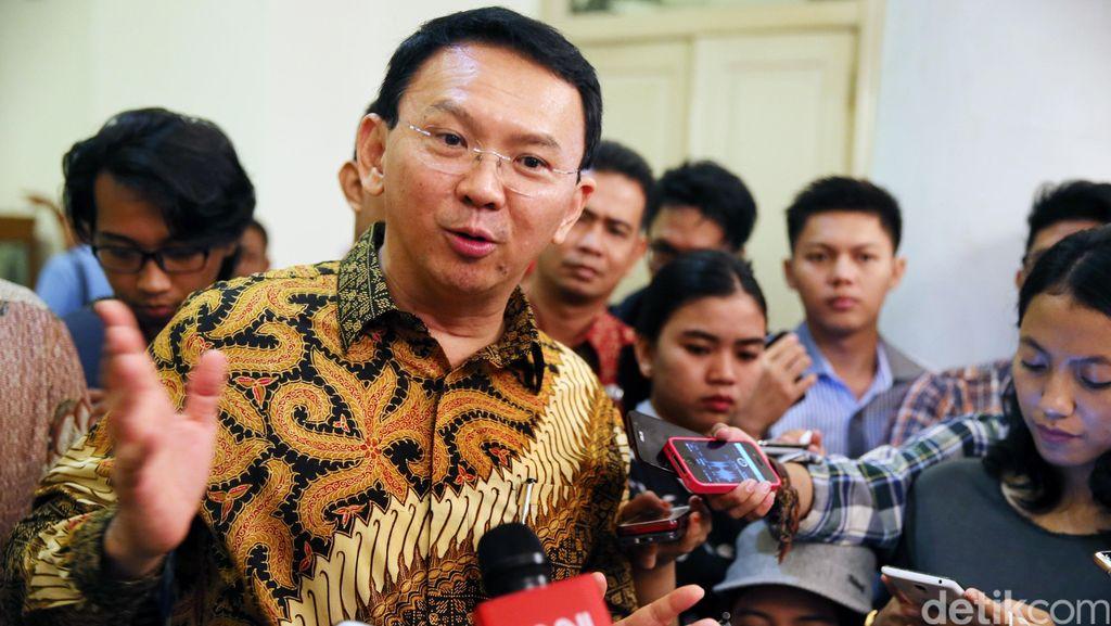 Ahok: Jokowi Ingin Tunjukkan Bahwa Saya Saja Bisa Kena Tegur
