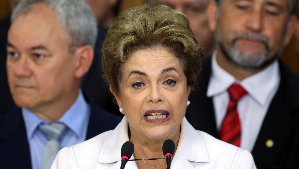 Ini Langkah yang Dilakukan Brasil Setelah Dilma Rousseff Dilengserkan