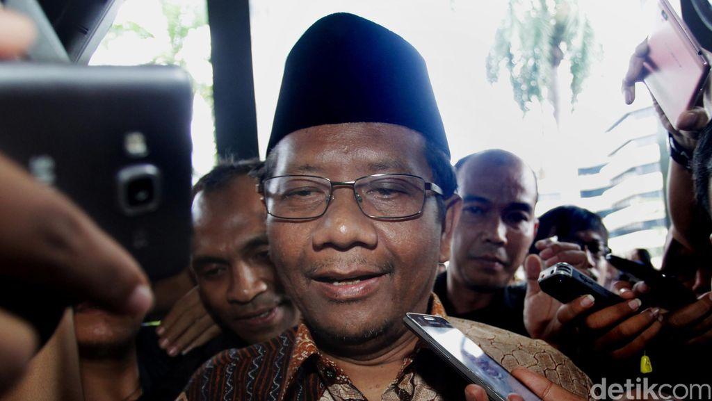Soal Revisi PP Remisi, Mahfud MD: Korupsi Itu Berbahaya, Harus Beda Pidananya