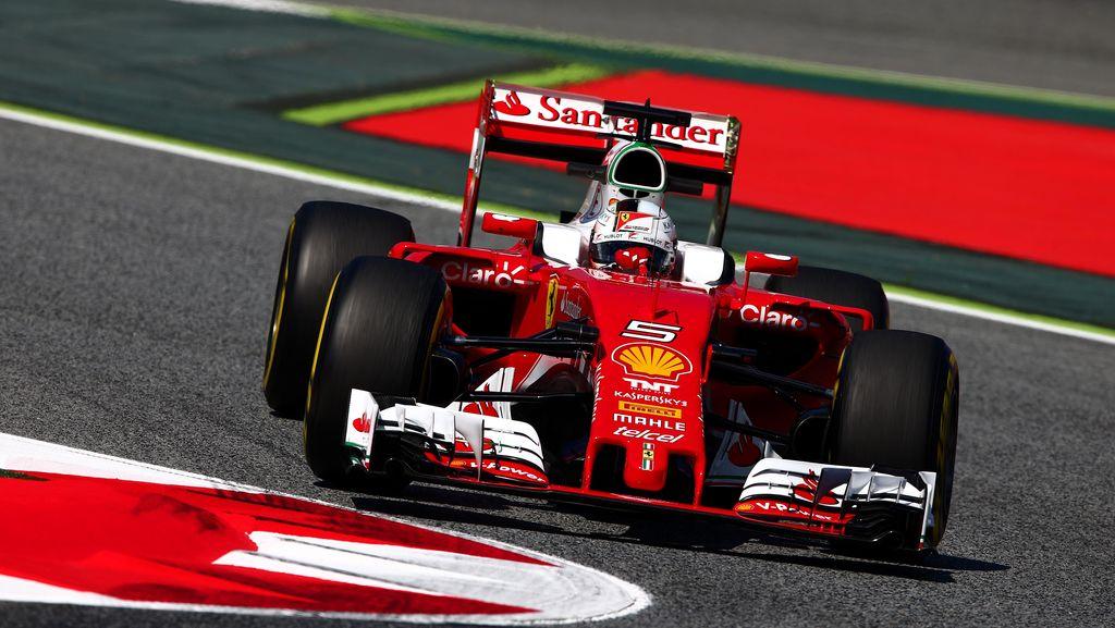 Ferrari Sudah Dapat Poin Paling Banyak dalam Hal Masalah dan Kesialan