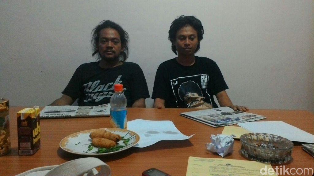 Pemuda Pemakai Kaos Pecinta Kopi Indonesia di Malut Dikenakan Wajib Lapor