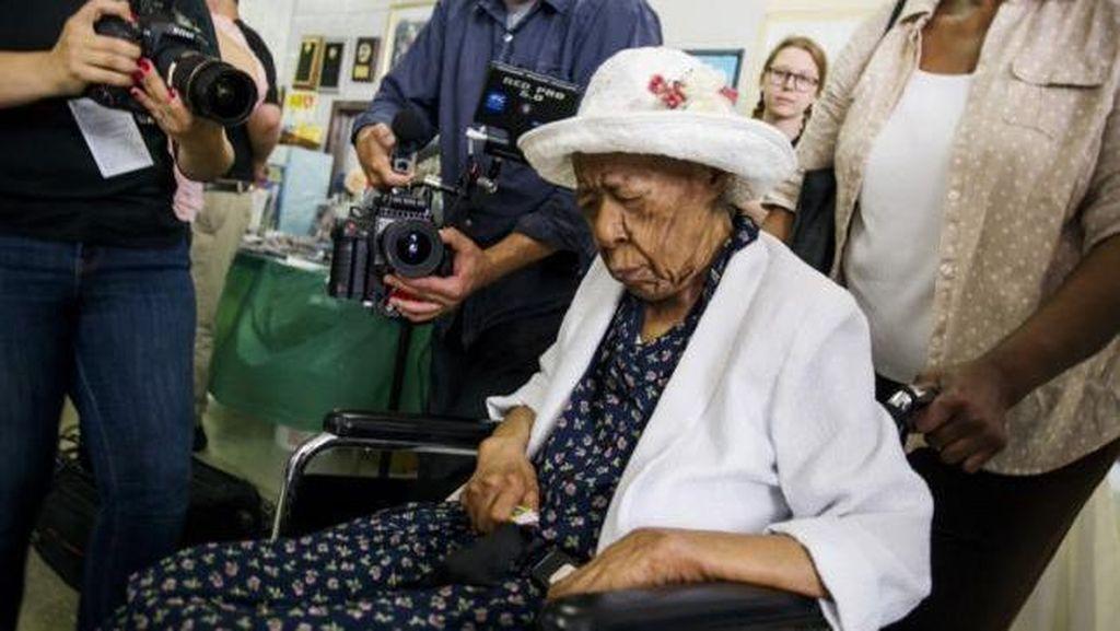 Manusia Tertua di AS Meninggal di Usia 116 Tahun