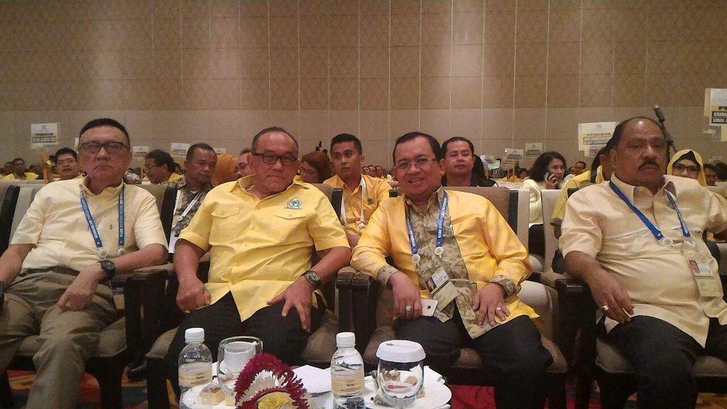 Priyo Percaya Novanto Memilih Pengurus yang Perkuat Golkar