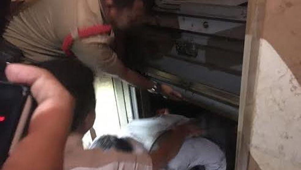 Listrik Kantor DPRD Padam, Empat Orang Terjebak di Dalam Lift