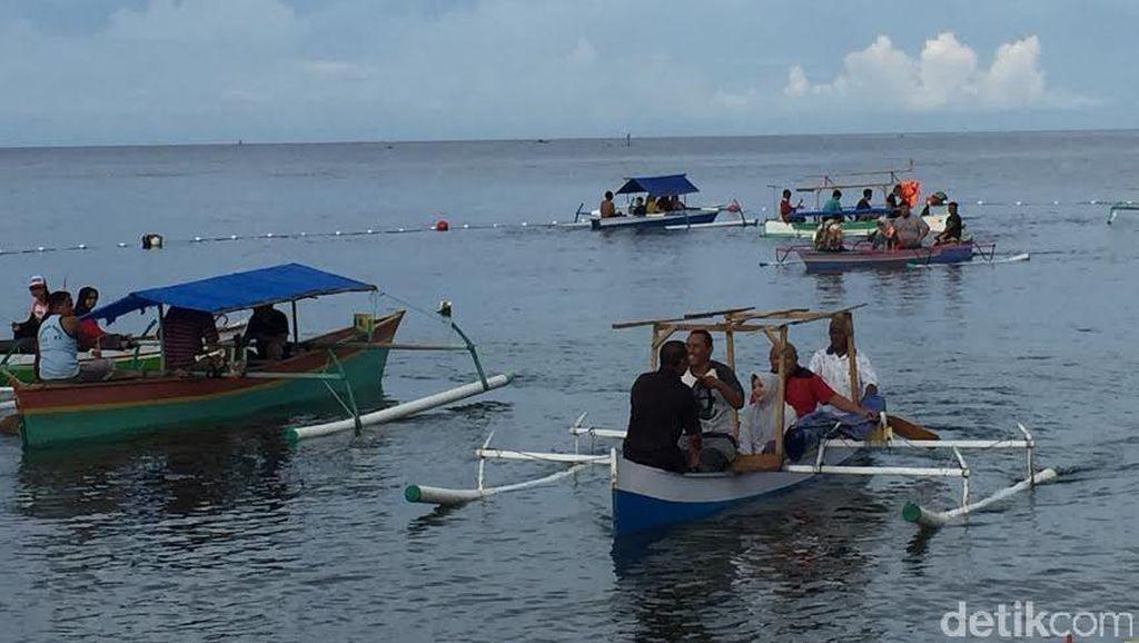 Wisatawan di Gorontalo Harus Ikut Menjaga Agar Hiu Paus Tak Stres