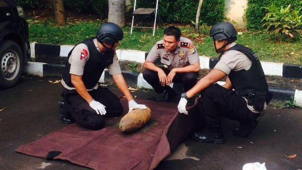 Pemulung Temukan Mortir di Got Saat Cari Besi Tua di Cakung