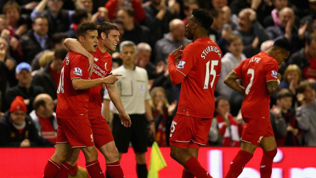 Coutinho Ungkap Optimisme Liverpool Tandai 2016-17 dengan Gelar Juara