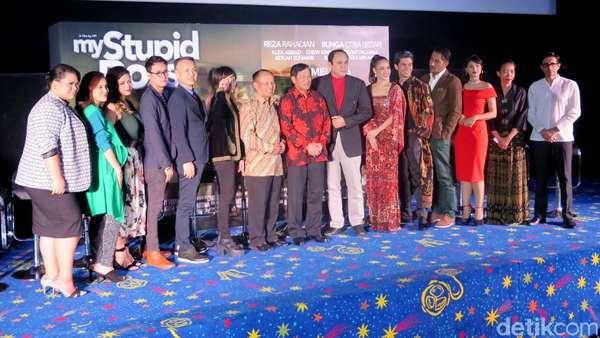 Meriah! Begini Suasana Premiere Film My Stupid Boss di Malaysia