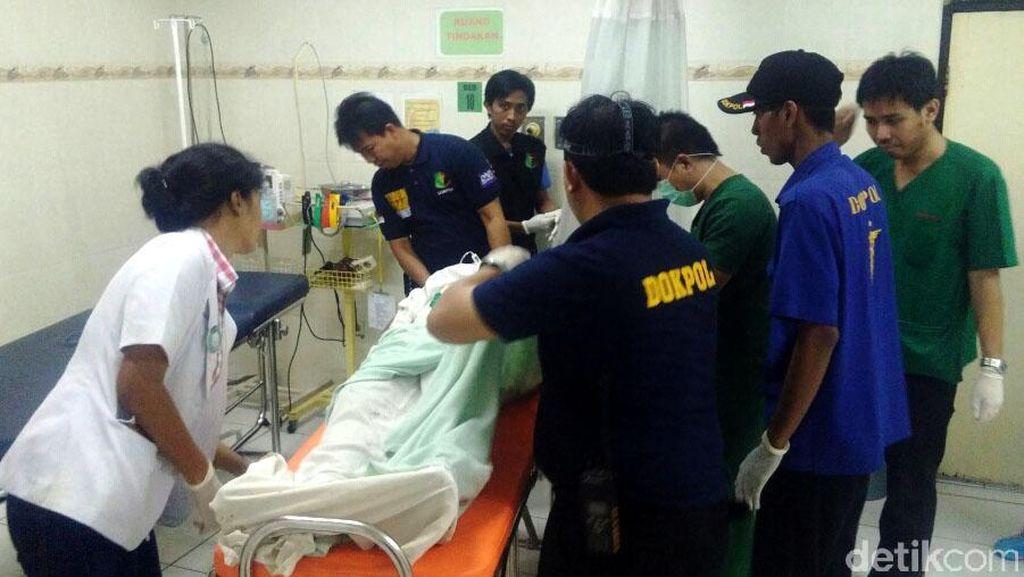 Polisi: Ledakan di Makassar Diduga Berasal dari Bom Ikan Rakitan