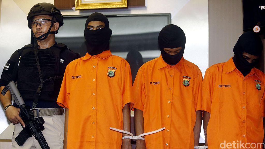 Polisi Limpahkan Berkas RAL Tersangka Pembunuh Eno ke Jaksa