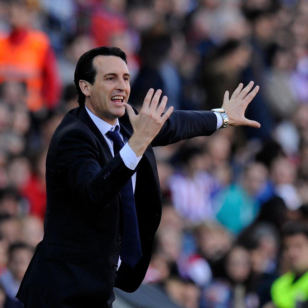 Emery: PSG Masih Kurang Penyerang
