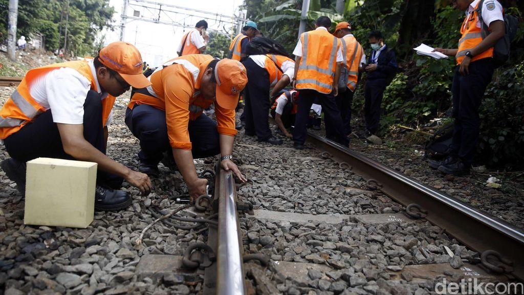 Pihak Commuter Line Lakukan Evaluasi Terkait Gangguan yang Ganggu Perjalanan