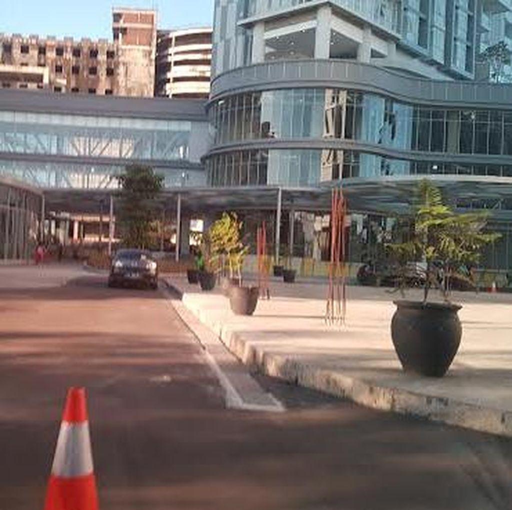 Dewan Desak Pemkot Segera Kembalikan Fungsi Jalan Diduga Dicaplok Marvell City