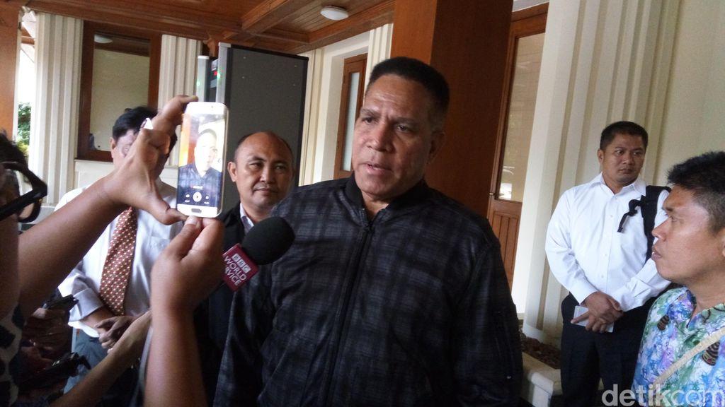 Kapolda Papua Jamin Kondisi di Sugapa Kondusif Pasca Pembakaran Mapolsek