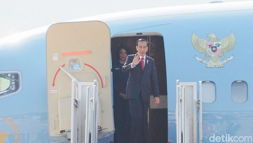 Sebelum Tinggalkan Seoul, Jokowi Ajari Ilmu Mendengar