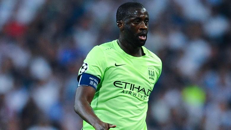 Agen Yaya Toure Balas Komentar Guardiola