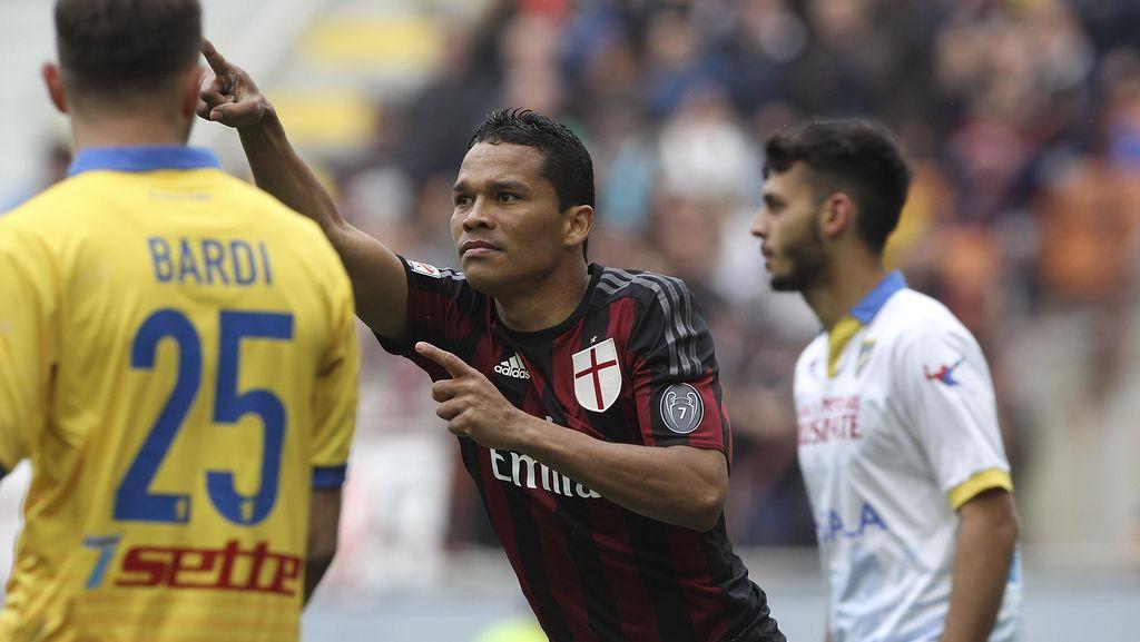 Bacca Bidik Trofi Coppa Italia sebagai Ucapan Terima Kasih untuk Fans