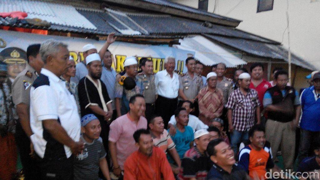 Jelang Puasa, Polres Pelabuhan Priok Ajak Warga Nelayan Jaga Kamtibmas