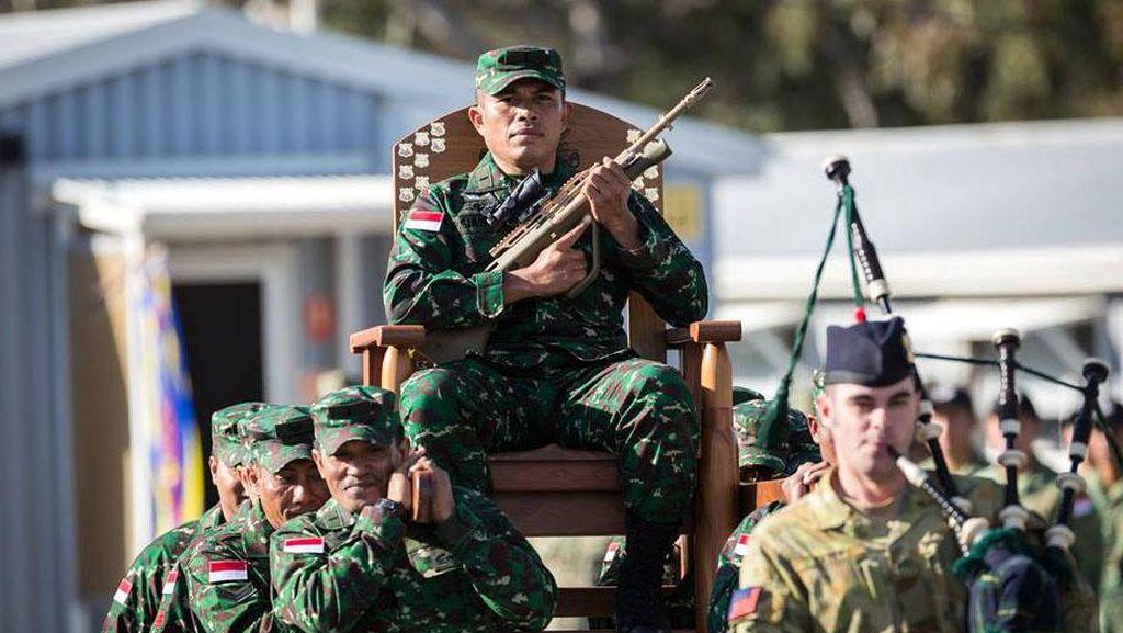 TNI Kembali Rajai Ajang AASAM 2016