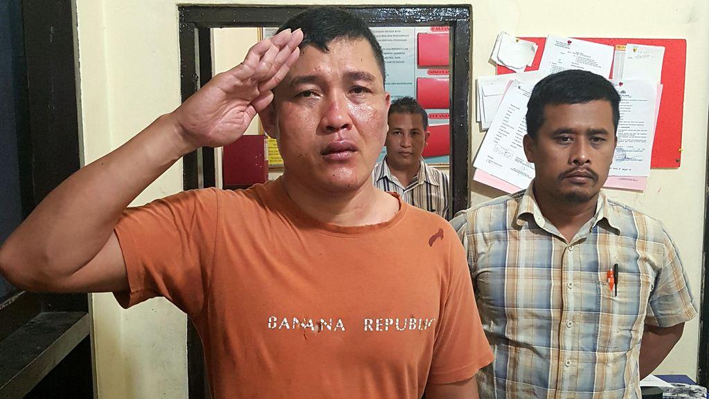 Mengaku Ajudan Jenderal Polisi, Pria ini Tipu Puluhan Warga Sukabumi