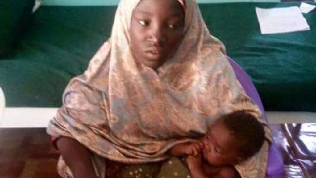 1 Gadis Chibok yang Hilang Diculik Boko Haram Ditemukan di Nigeria