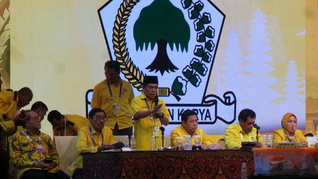 Yahya Zaini Jadi Pengurus Golkar, Novanto Cs: Tiap Orang Punya Kesalahan