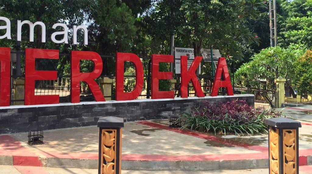 Dilema Taman di Kota Depok: Melawan Tangan Jahil, Vandalisme, dan Kurangnya Dana
