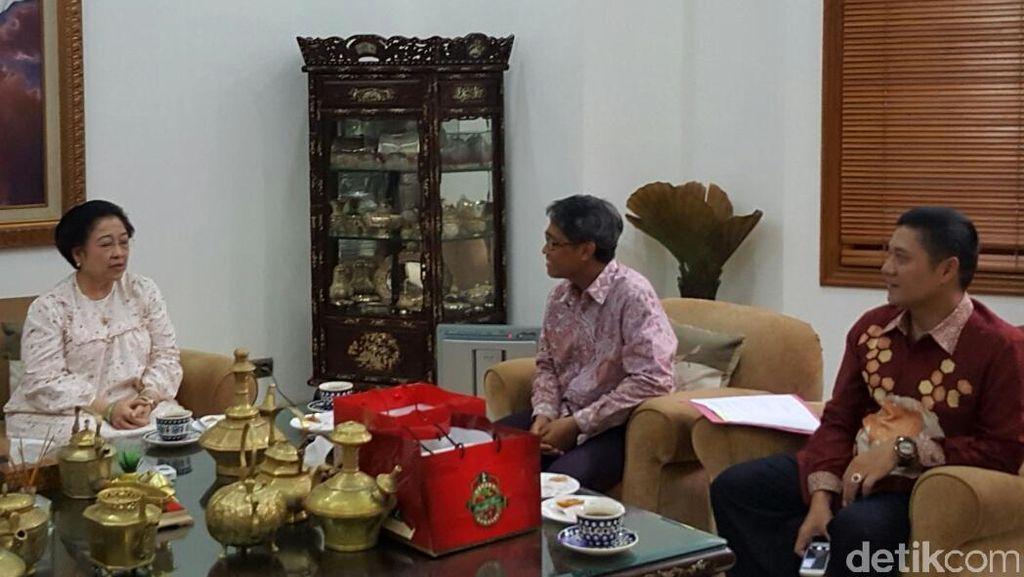 Megawati Akan Terima Doktor Honoris Causa dari Unpad