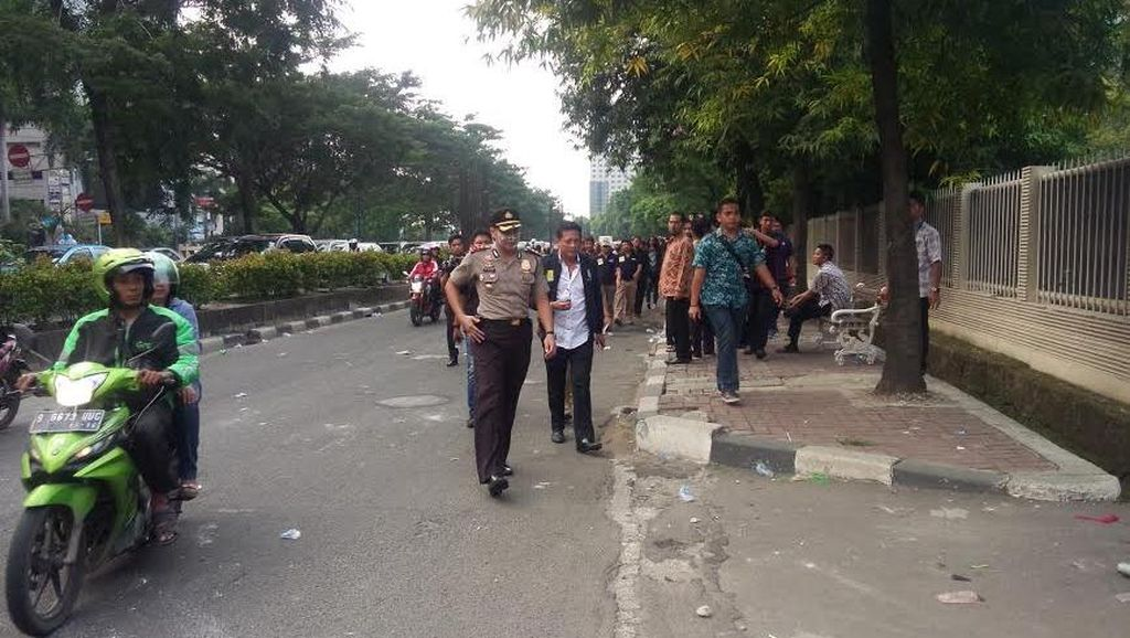 Polisi Cari Provokator Demo Ricuh di KPK, CCTV dan Rekaman Video Akan Diperiksa