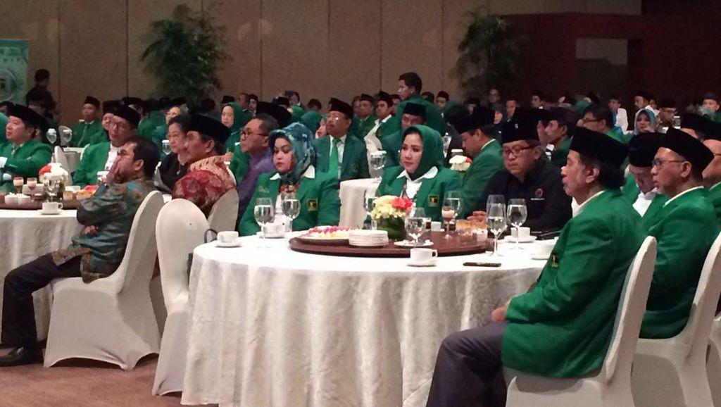 PPP Gelar Pelantikan Pengurus Baru, Megawati Akan Pidato Kebangsaan